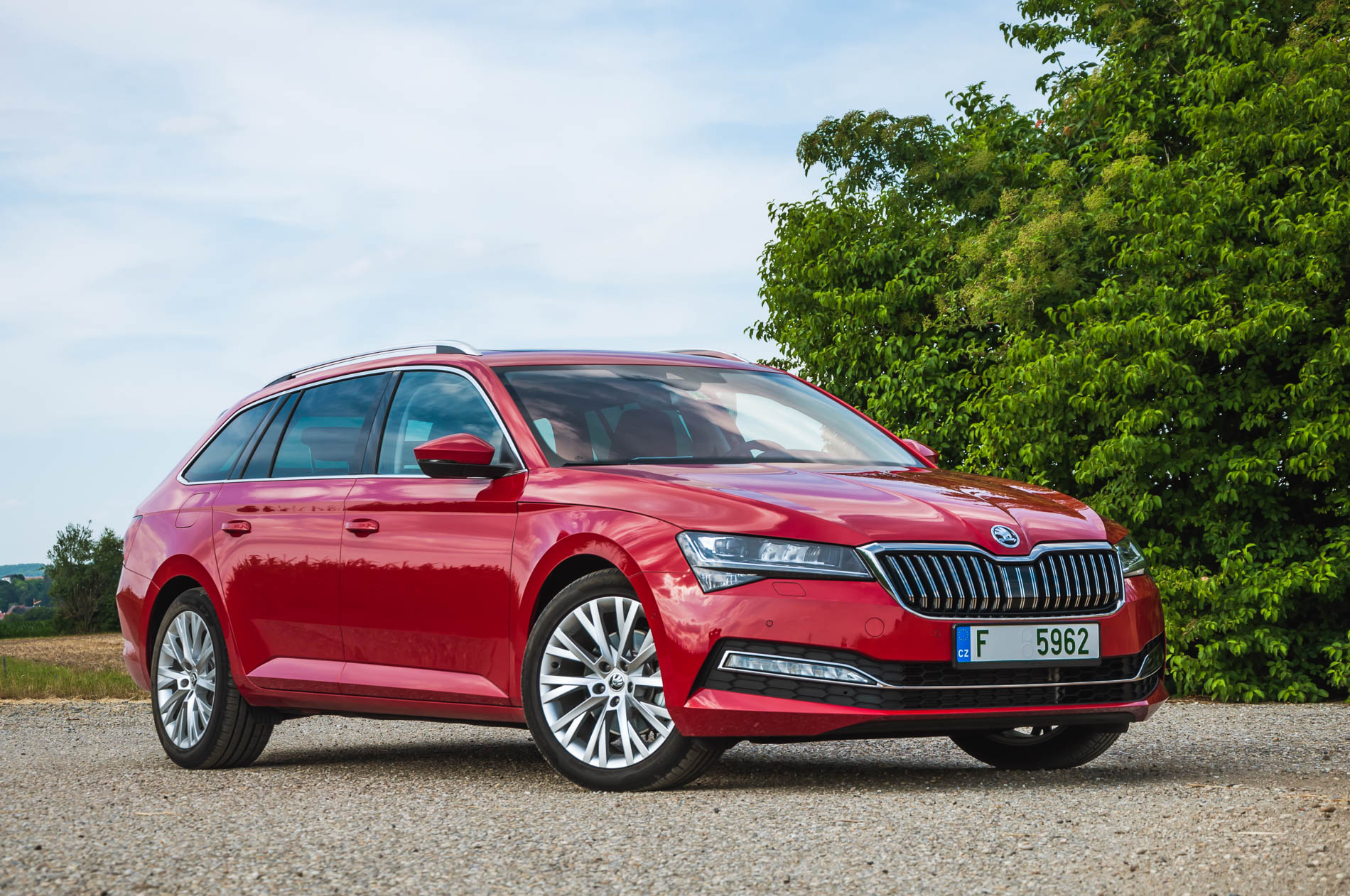 Skoda Superb Facelift (48 of 51)
