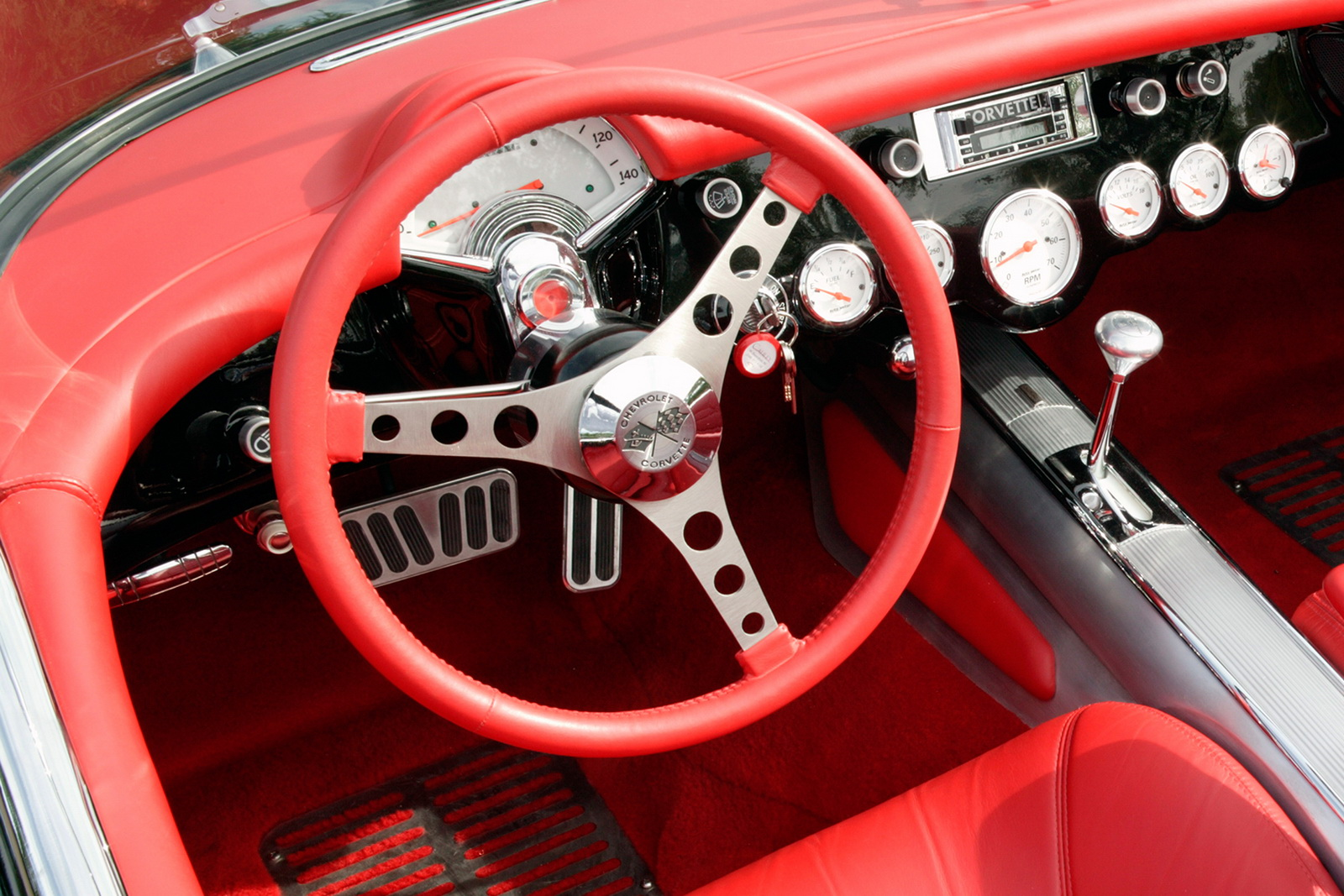 Corvette Gen One Steering Wheel