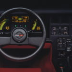In keeping with its colorful pinball-like instrument cluster, Ge