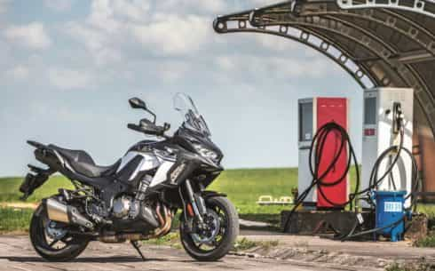 Test Kawasaki Versys 1000: Hit the Road Jack!