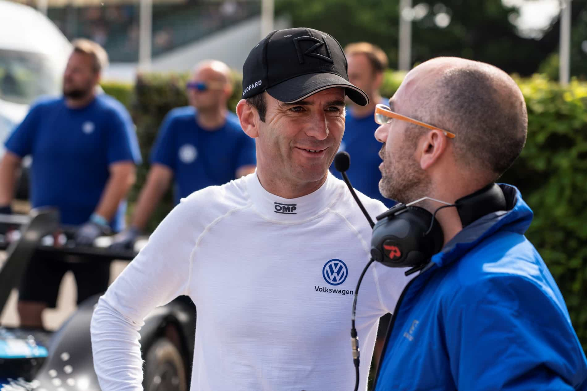 Faster than Formula 1: New record for the Volkswagen ID.R in Goo