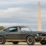 Bullitt on Display at National Mall