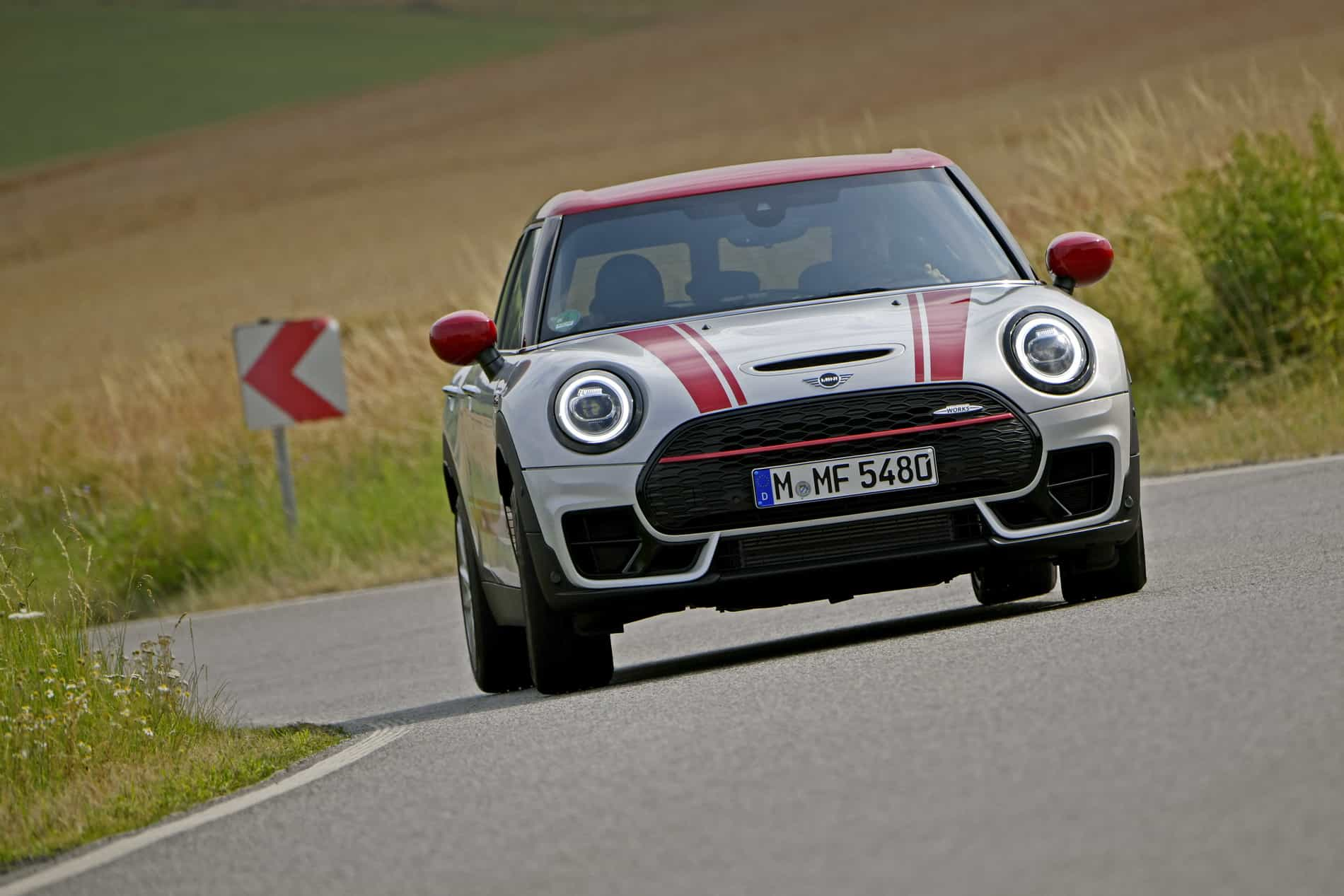 MINI John Cooper Works Clubman 0719_010