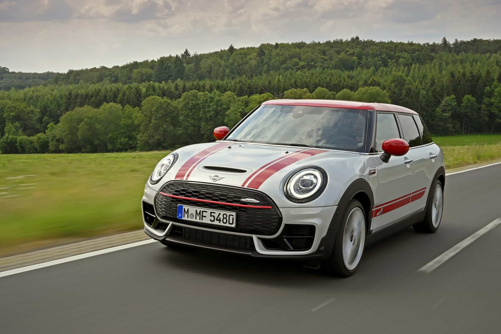 MINI John Cooper Works Clubman 0719_019