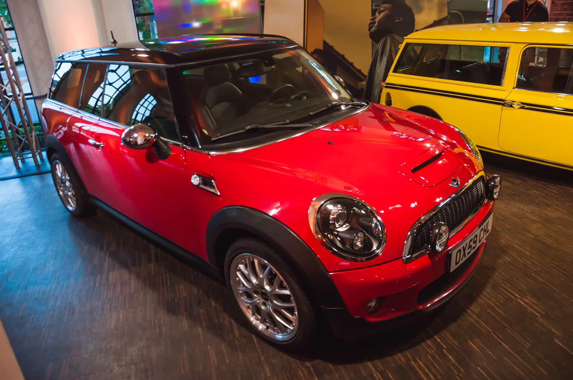 Mini Clubman (8 of 32)