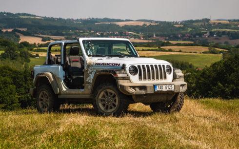 Test Jeep Wrangler 2.2 CRD Rubicon: Bezkonkurenční off-road