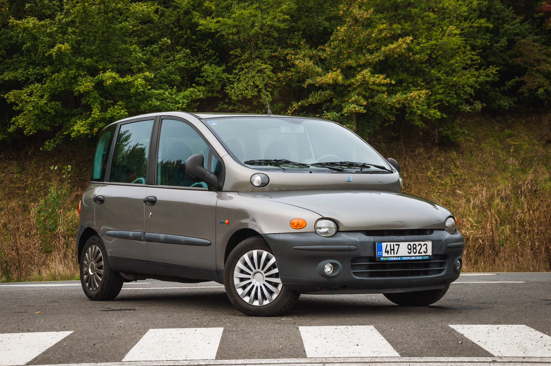 Fiat Multipla (22 of 23)