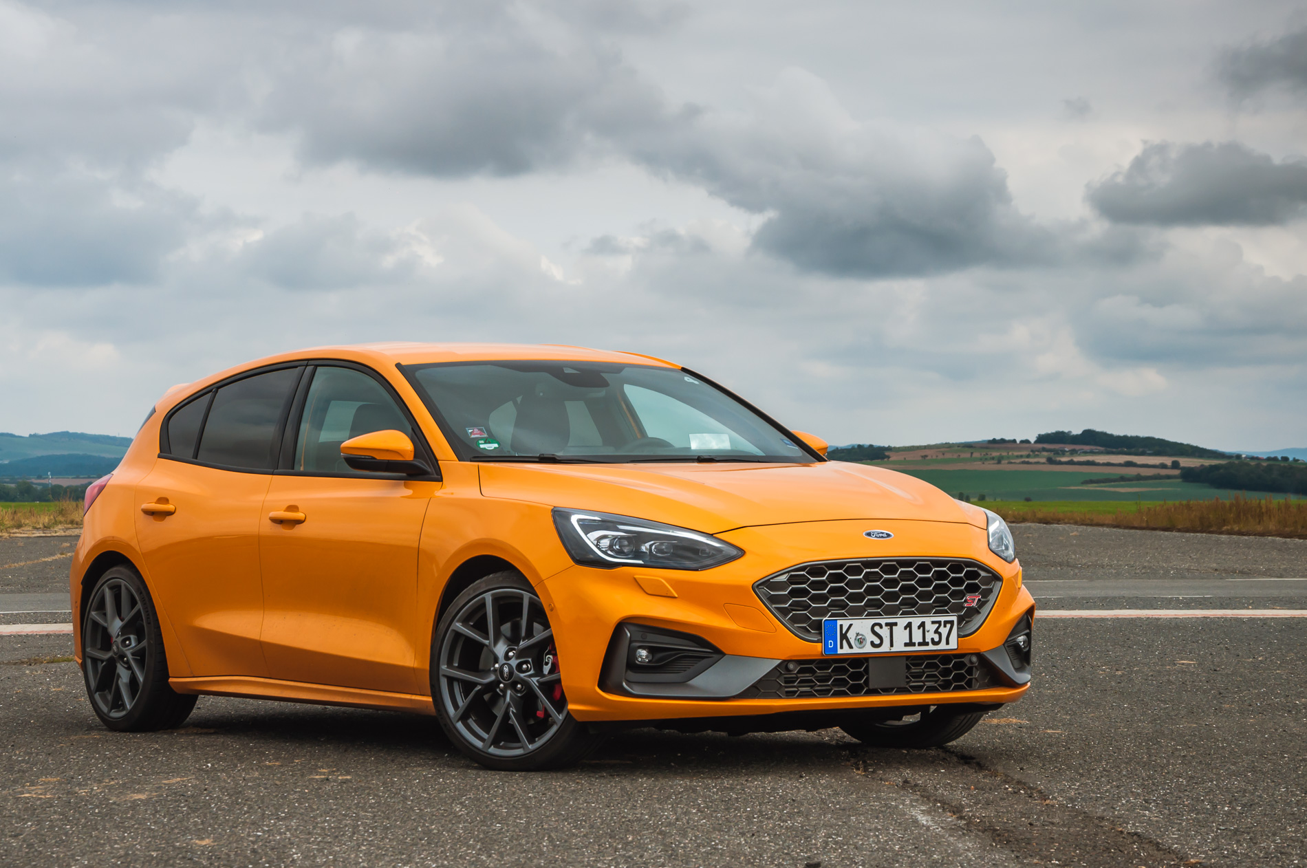 Ford Focus ST (1 of 25)