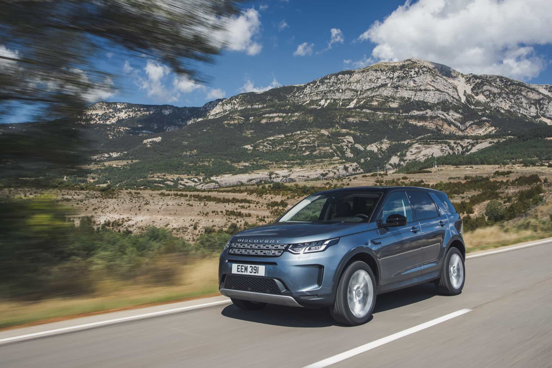 Land Rover Discovery Sport MY20 00001