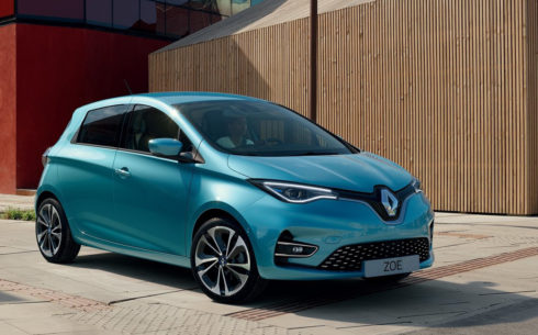 Renault hlásí rekordní množství objednávek elektrického Zoe
