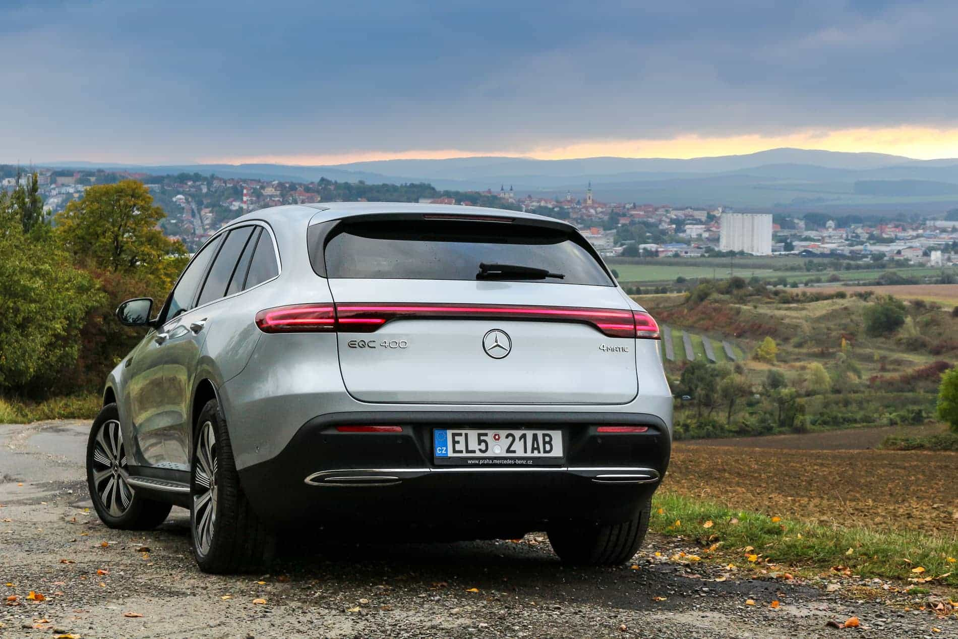 Mercedes-Benz EQC 400 4Matic 11