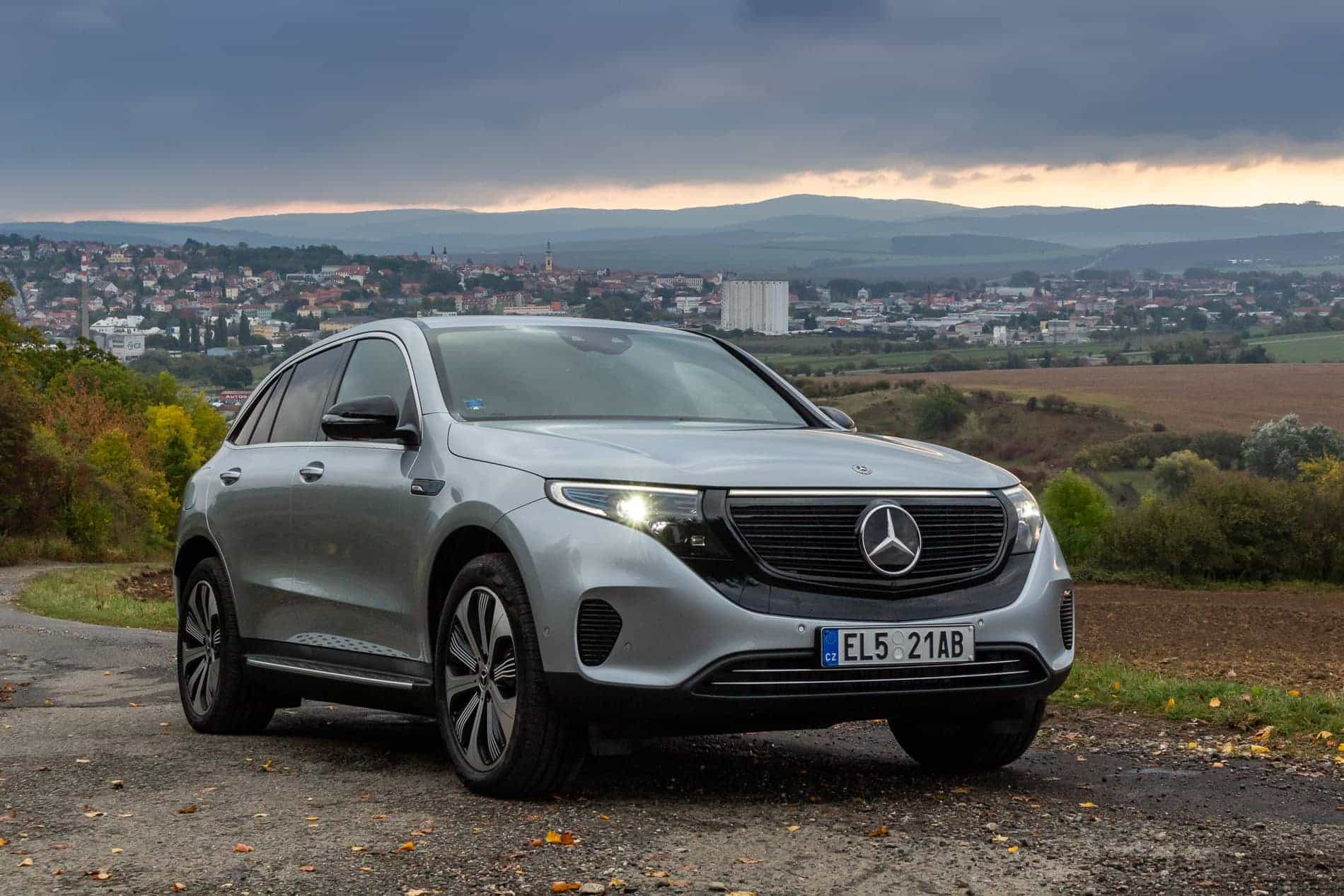 Mercedes-Benz EQC 400 4Matic 14