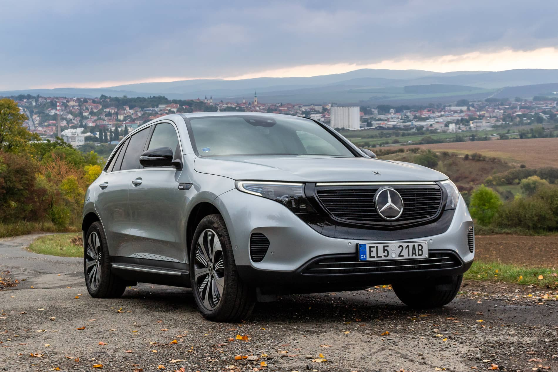Mercedes-Benz EQC 400 4Matic 20