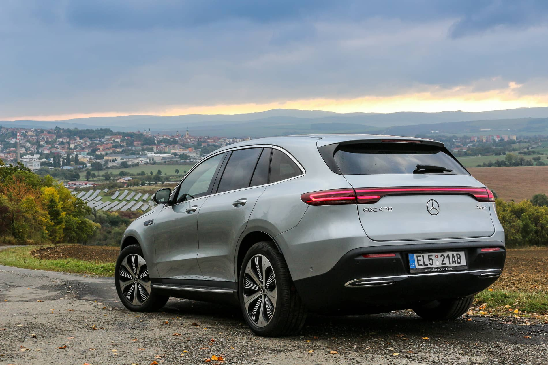Mercedes-Benz EQC 400 4Matic 9