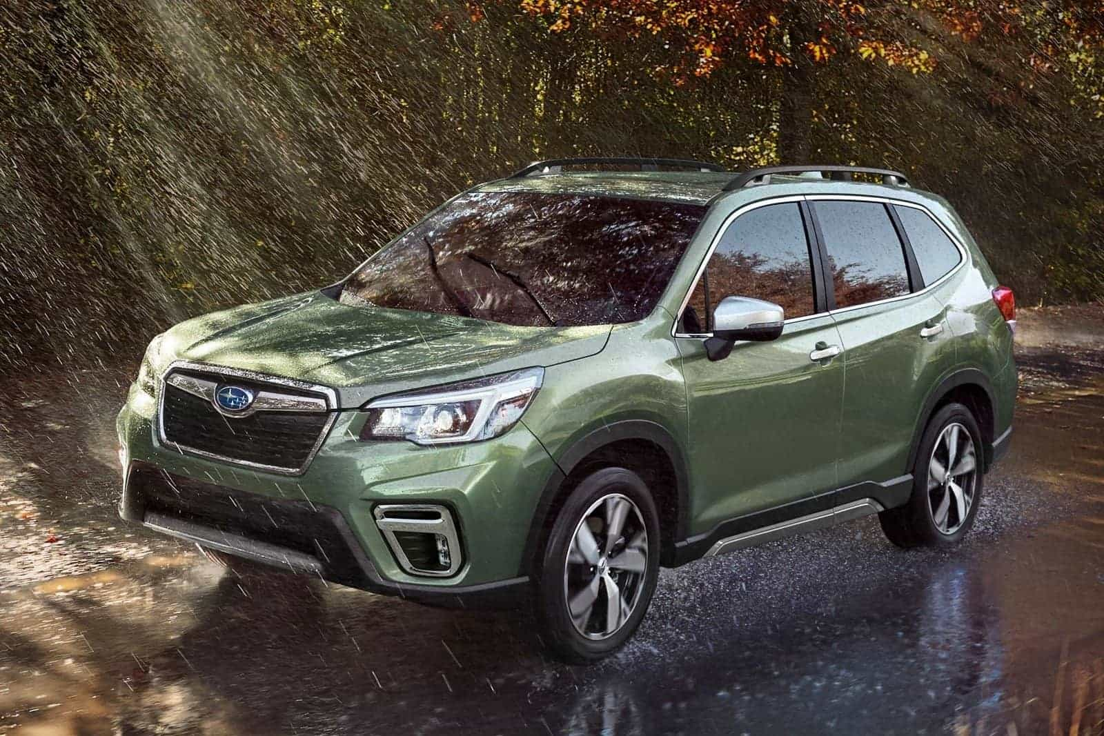 coty – Subaru Forester