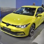 novy vw golf 3