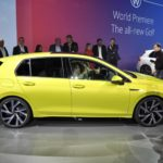 novy vw golf 4