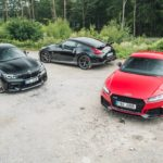 Audi TT RS vs BMW M2 vs Nissan 370Z 00041