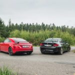 Audi TT RS vs BMW M2 vs Nissan 370Z 00050