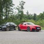 Audi TT RS vs BMW M2 vs Nissan 370Z 00051