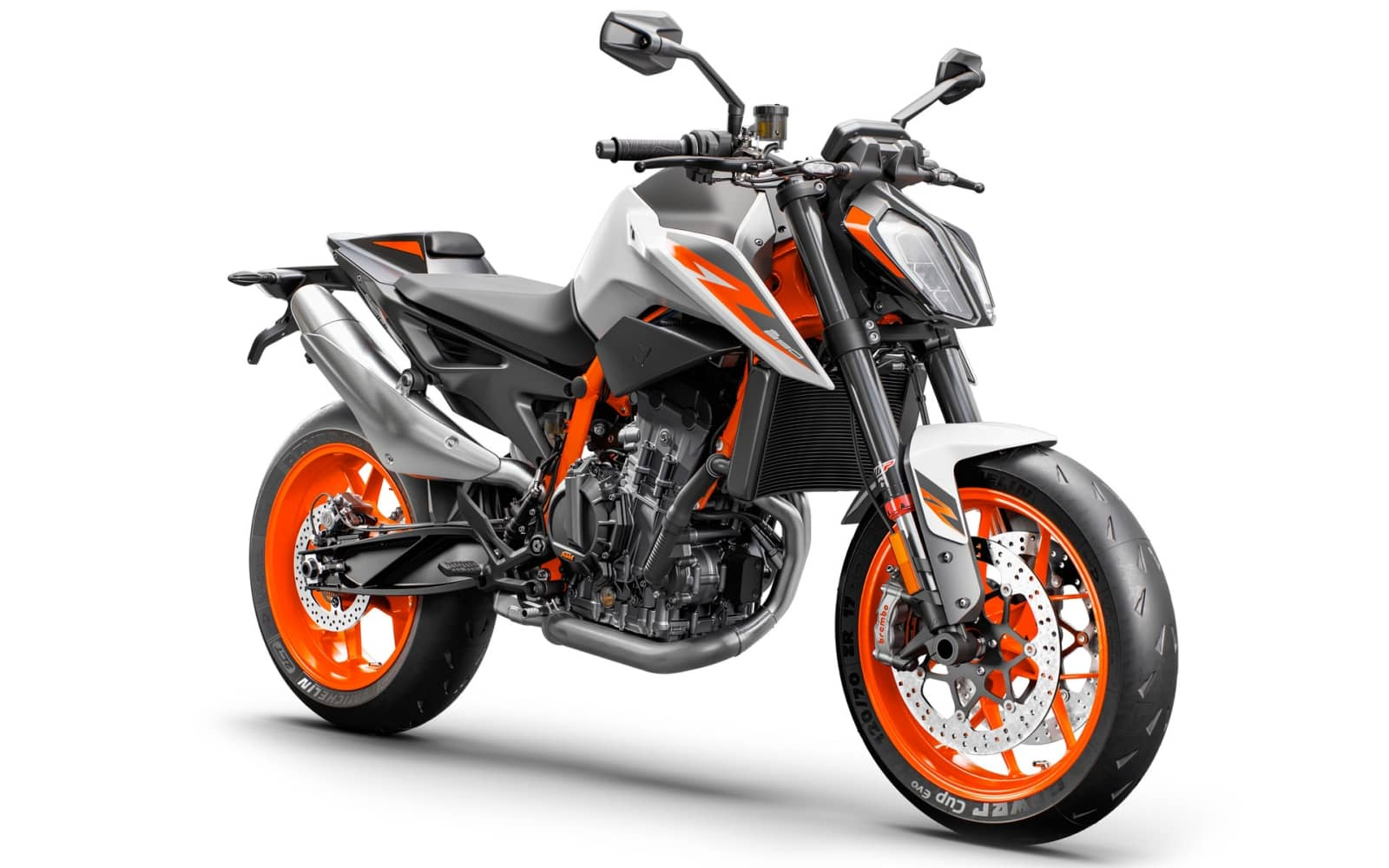KTM 890 DUKE R MY20 – front-right