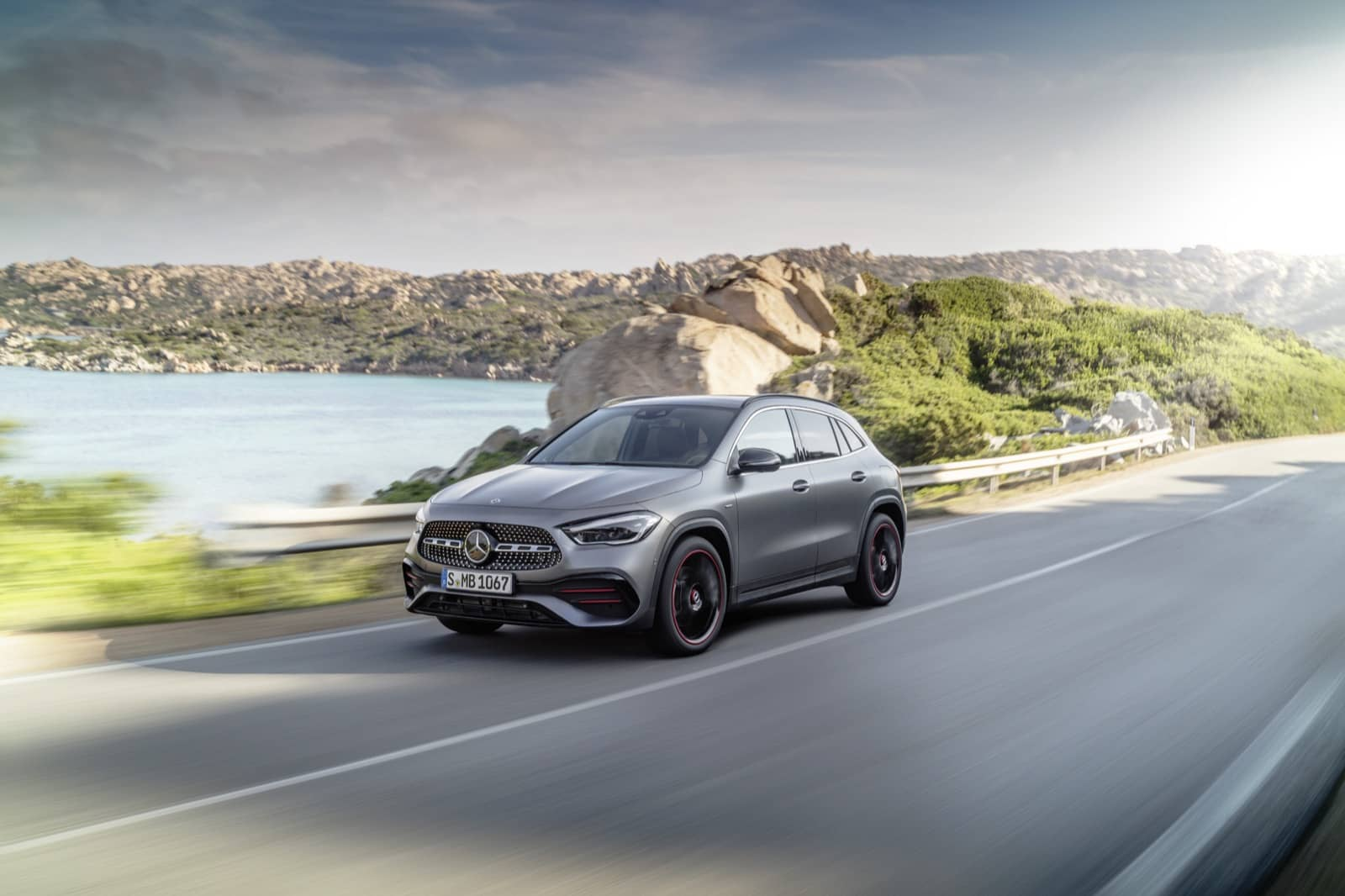 Mercedes-Benz GLA 2019Mercedes-Benz GLA 2019