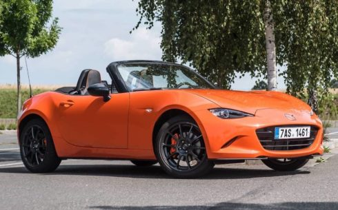 Test Mazda MX-5 30th Anniversary: Óda na radost