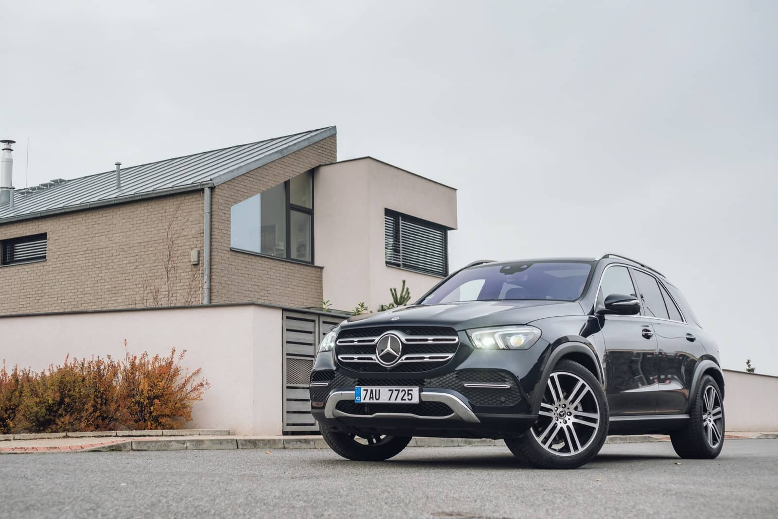 Mercedes-Benz GLE 400 d 00050
