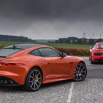 Duel Audi R8 V10 Plus vs Jaguar F-Type SVR -4