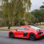 Duel Audi R8 V10 Plus vs Jaguar F-Type SVR -76