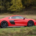 Duel Audi R8 V10 Plus vs Jaguar F-Type SVR -80