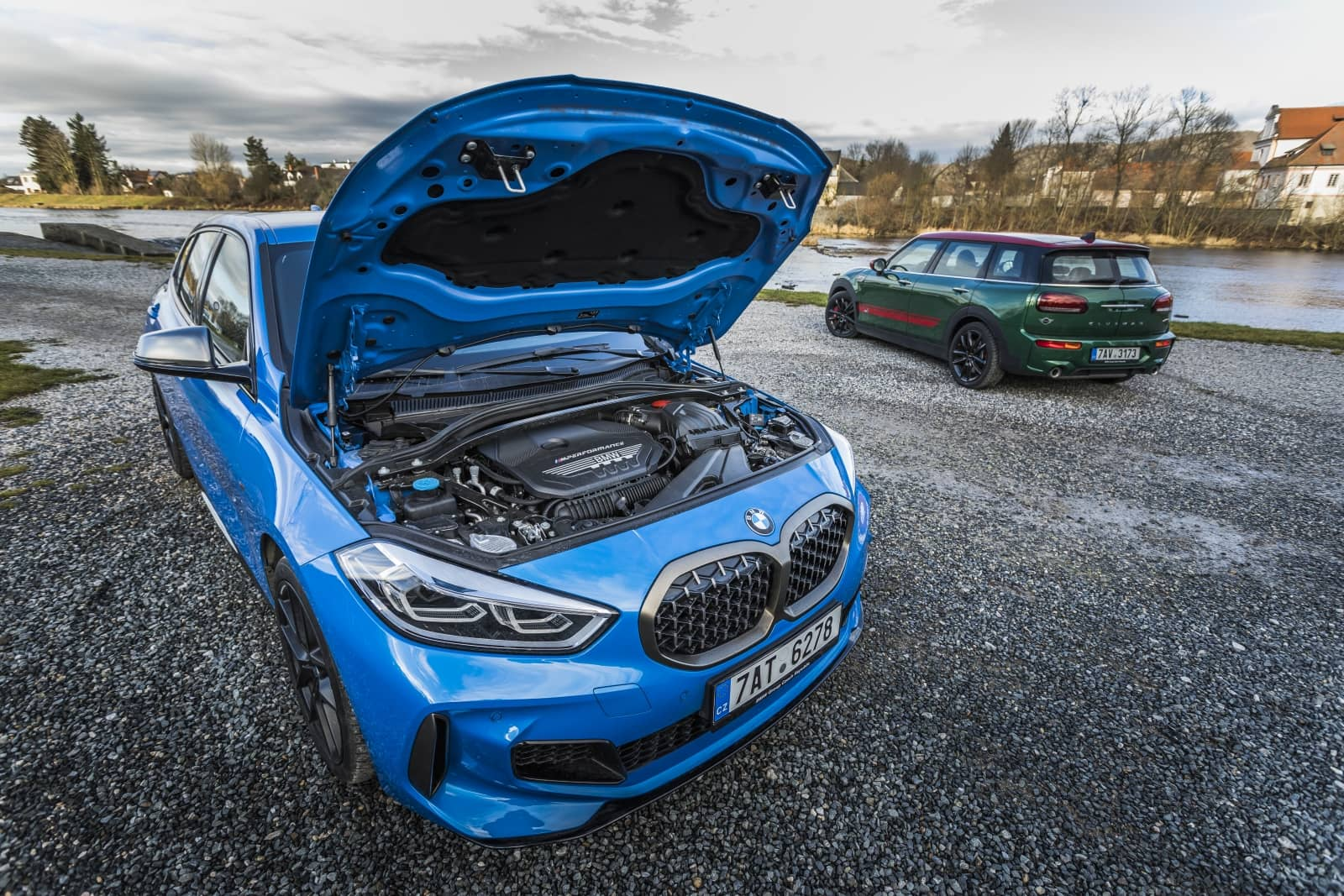 aDMB2020_BMW M135i vs. Mini CJCW-5169