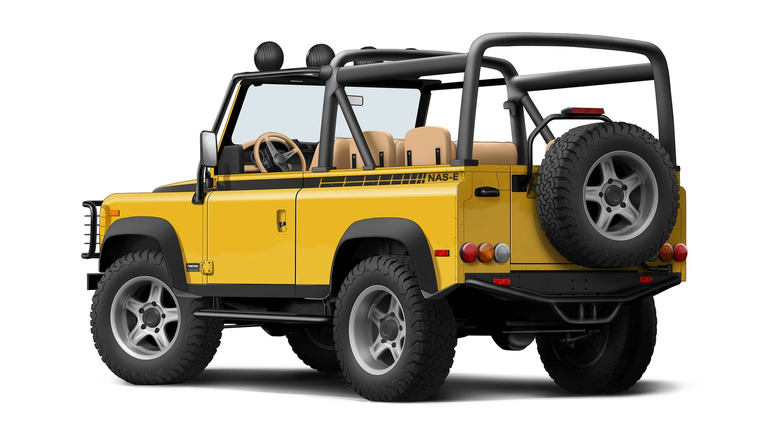 Twisted Land Rover Defender (3)