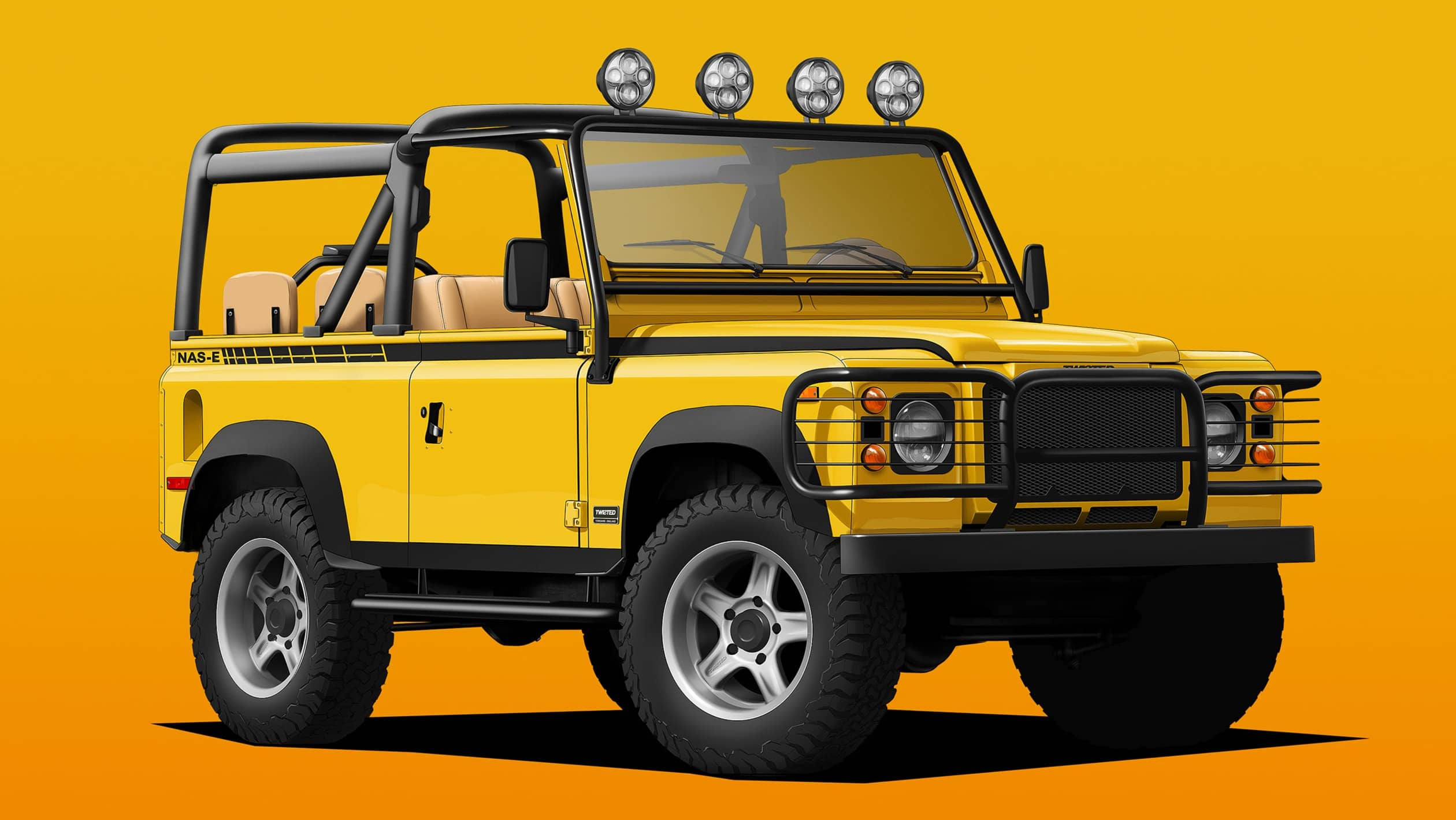 Twisted Land Rover Defender (6)