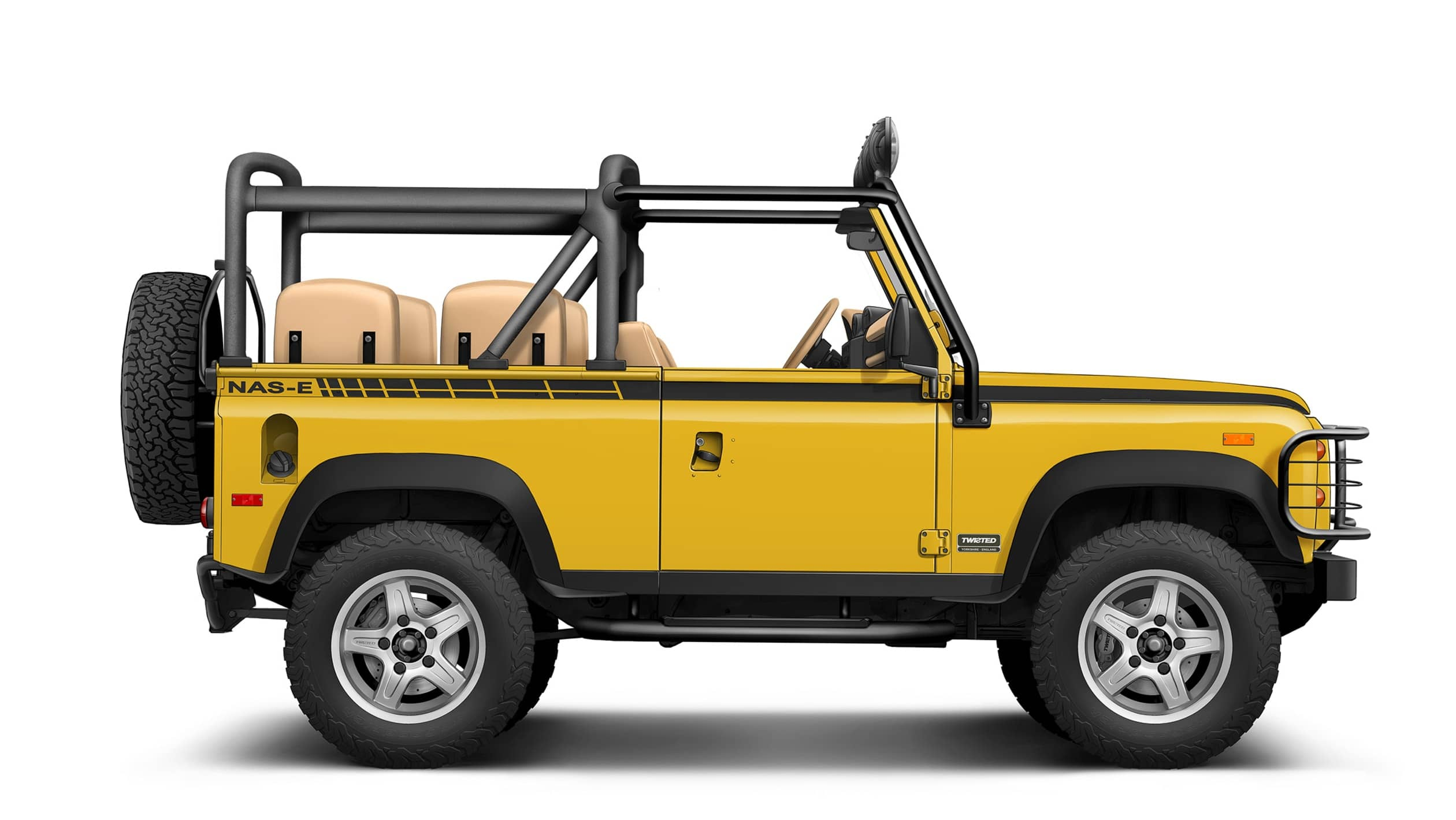Twisted Land Rover Defender (7)