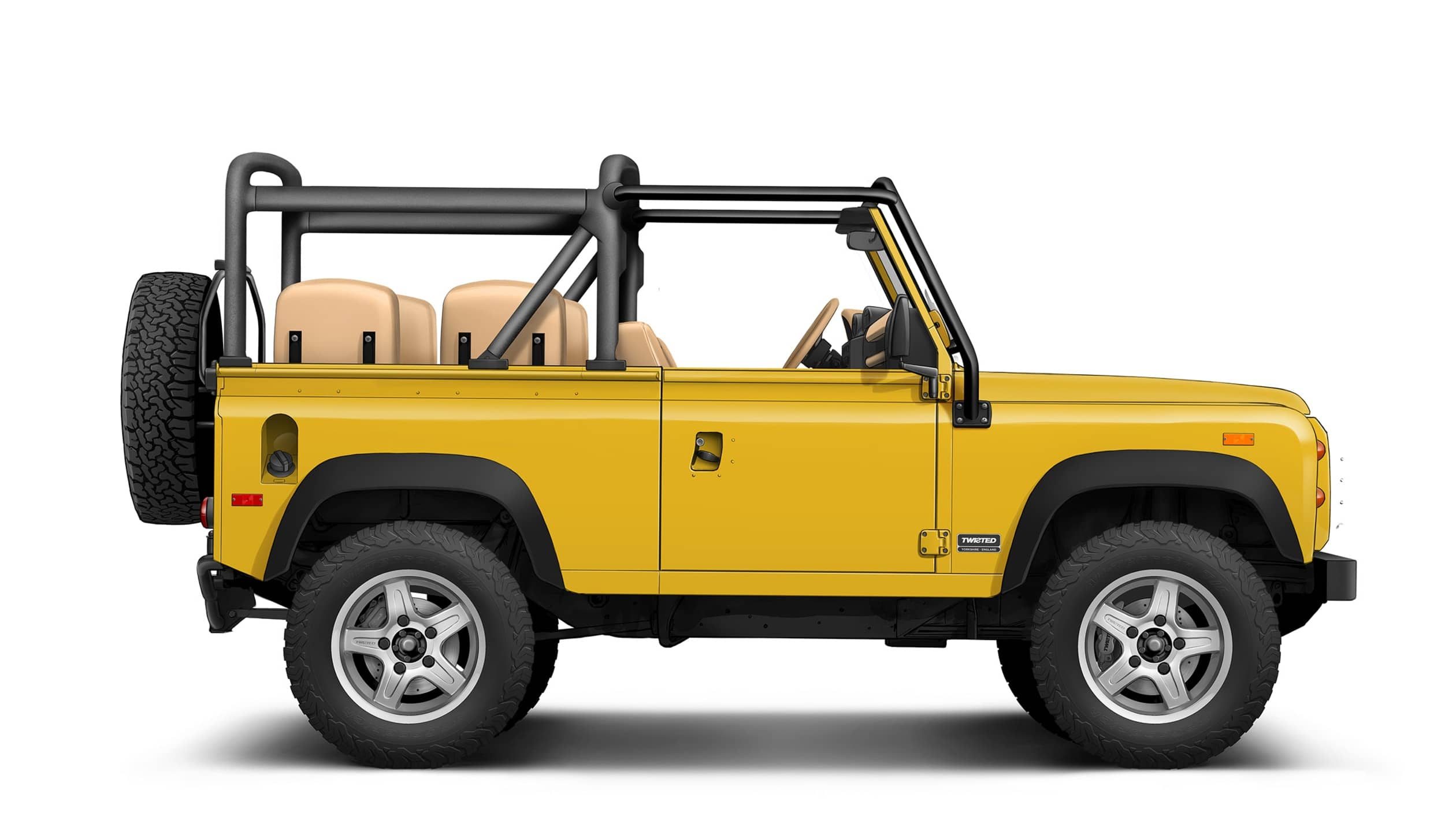 Twisted Land Rover Defender (8)