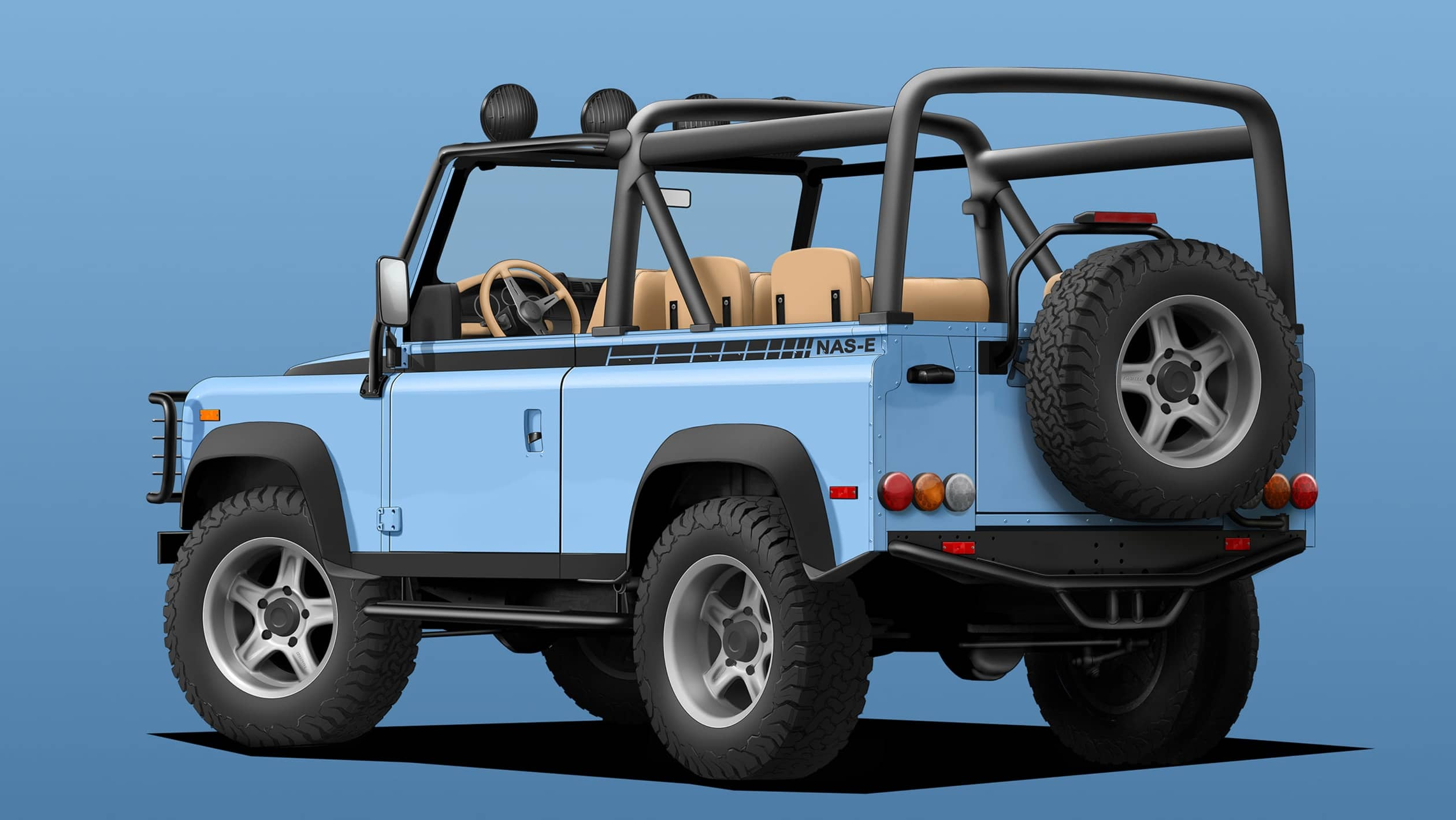 Twisted Land Rover Defender (9)