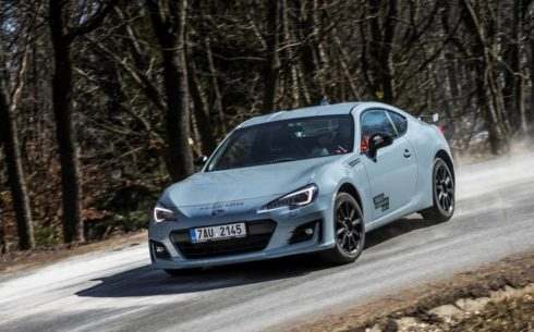 Na projížďce v Subaru BRZ Spec.S: Útěk od problémů