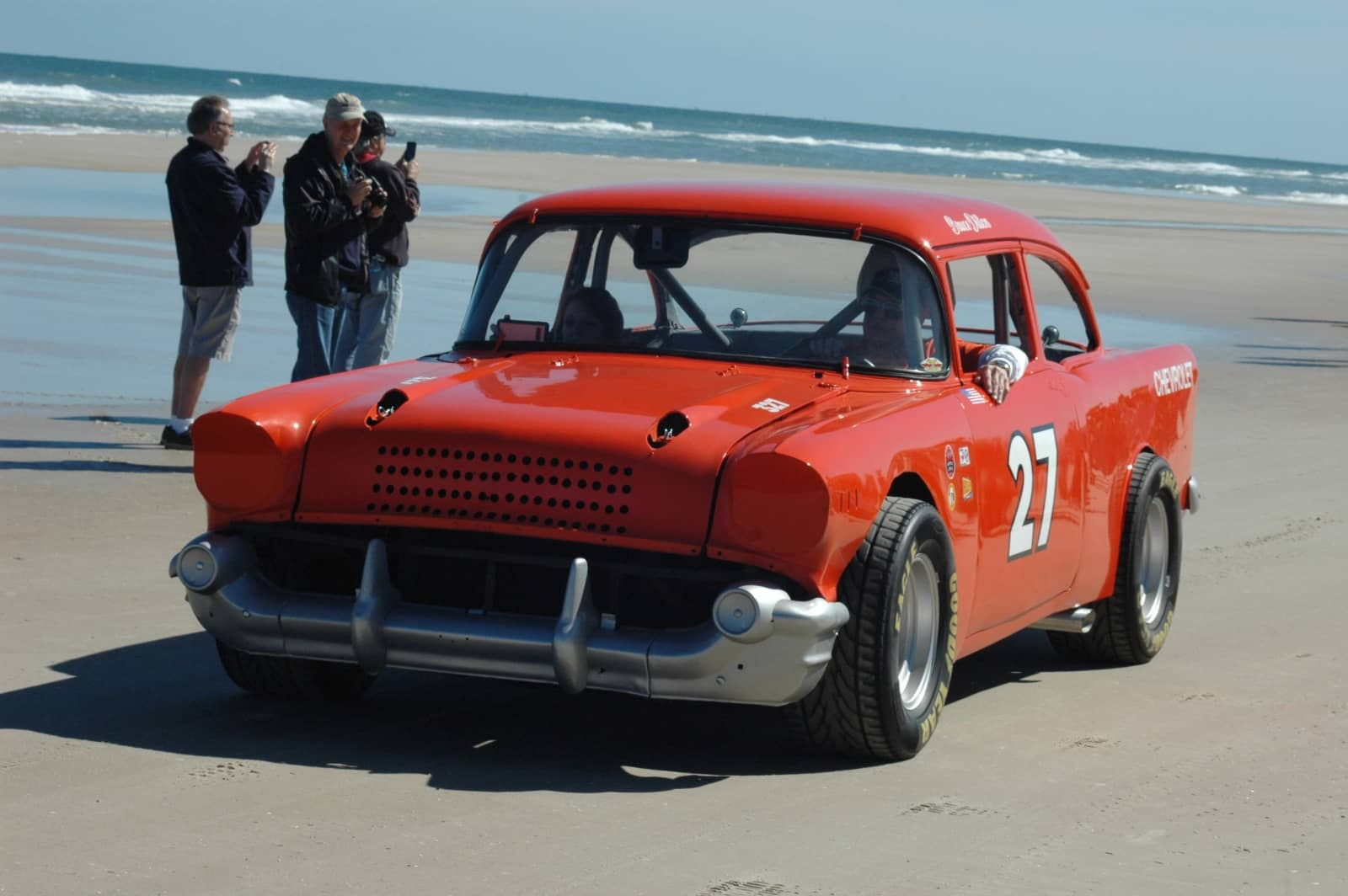 09_Chevy 1957 Stock Car