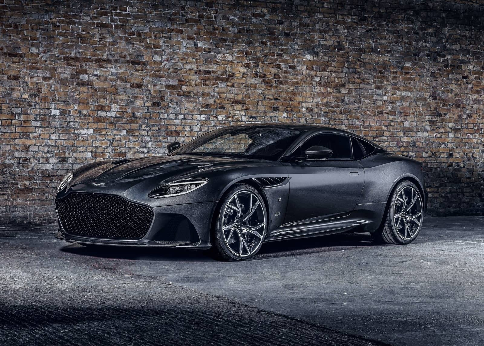Aston Martin DBS Superleggera 007 Edition-4
