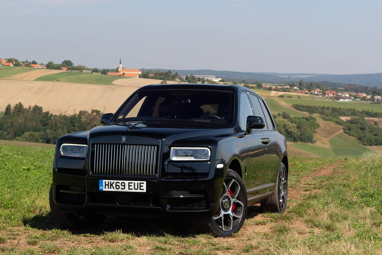 Rolls-Royce Cullinan Black Badge (2)