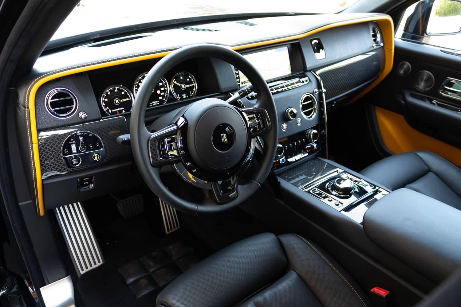 Rolls-Royce Cullinan Black Badge (31)