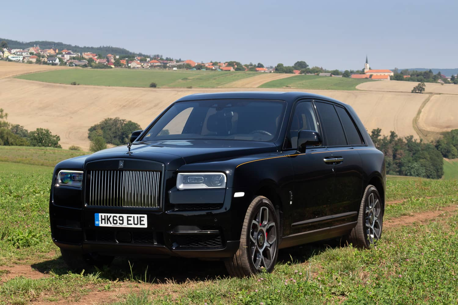 Rolls-Royce Cullinan Black Badge (5)