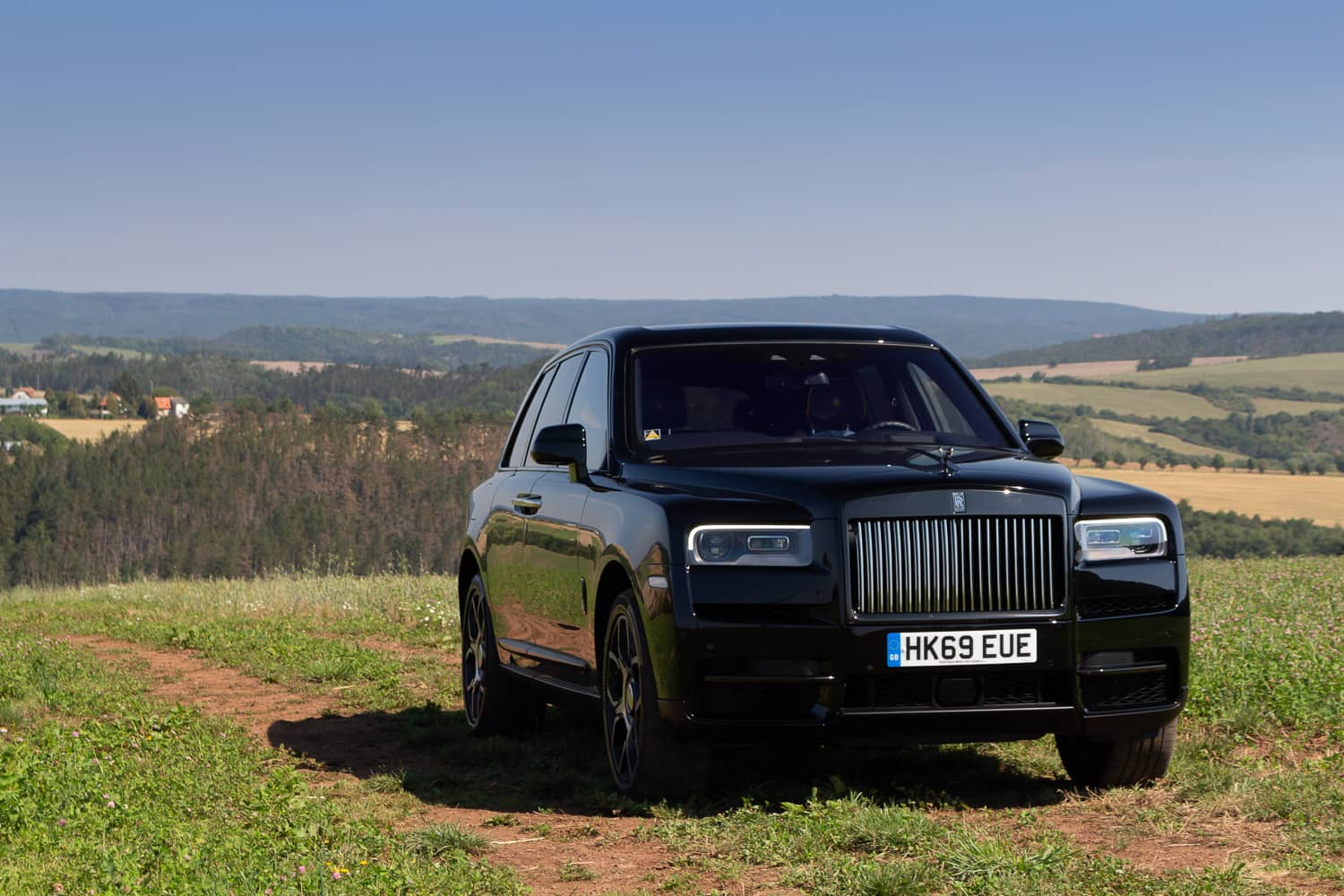 Rolls-Royce Cullinan Black Badge (7)