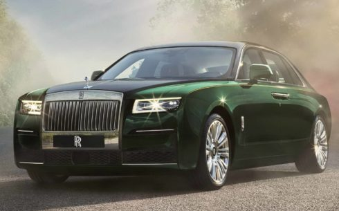 Rolls-Royce odhalil nový Ghost Extended