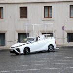 A hydrogen popemobile for His Holiness Pope Francis (3)