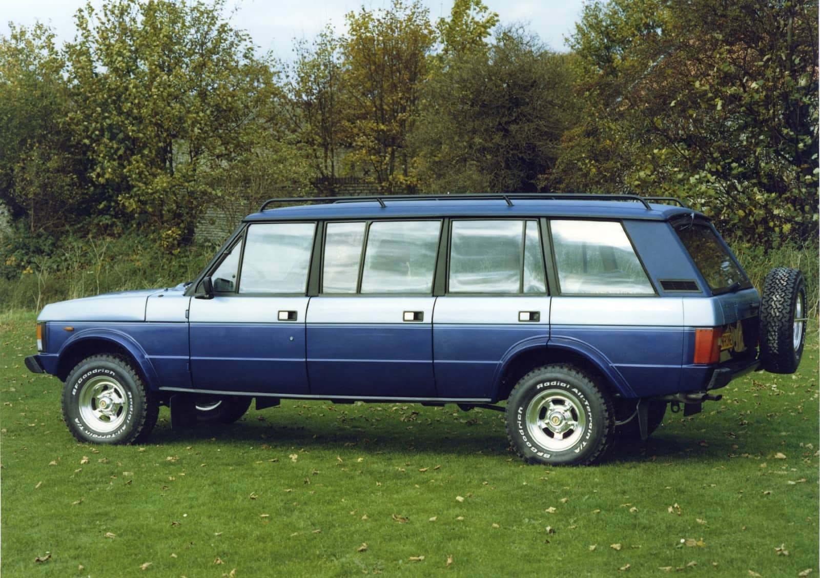 1985 Range Rover Stretched 6-Door (company unknown)
