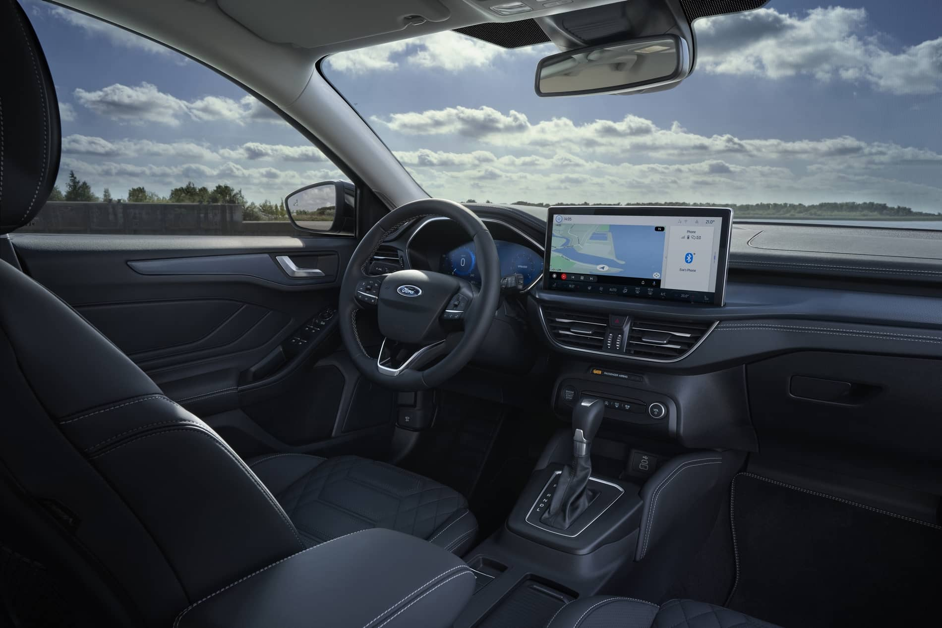 Ford Focus Redefined with Upgraded Connectivity, Energising Elec